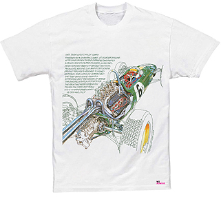 Lotus Type 25 T-Shirt